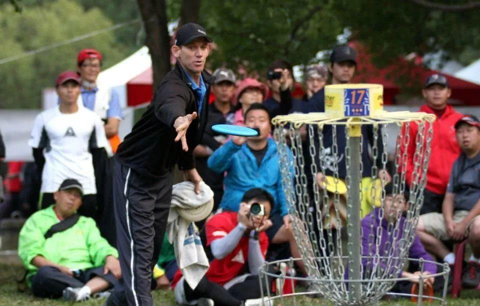 《亚洲飞盘高尔夫公开赛 Asia Disc Golf Open 2020》